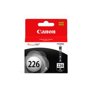 Genuine Brand Canon CLI-226Bk inkjet cartridge - black cartridge