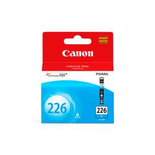 Genuine Brand Canon CLI-226C inkjet cartridge - cyan