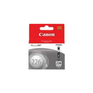 Genuine Brand Canon CLI-226GY inkjet cartridge - gray