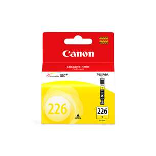 Genuine Brand Canon CLI-226Y inkjet cartridge - yellow