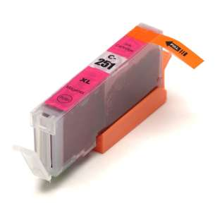 Canon CLI-251M XL - Magenta Compatible Ink Cartridge