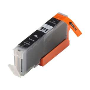 Compatible Ink Cartridge To Replace Canon CLI-271BK XL - Black Cartridge