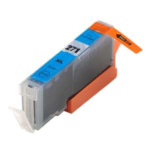 Compatible Ink Cartridge To Replace Canon CLI-271C XL - Cyan