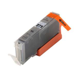 Compatible ink cartridge to replace Canon CLI-271GY XL - gray