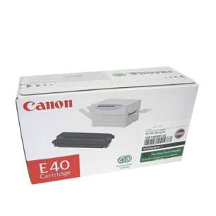 Genuine Brand Canon E40 toner cartridge - black cartridge