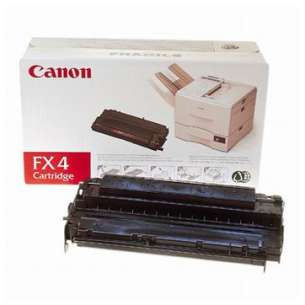Genuine Brand Canon H11-6401-220 (FX-4) toner cartridge - black cartridge