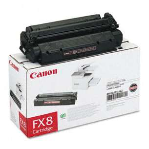 Genuine Brand Canon S-35 (FX-8) toner cartridge - black cartridge