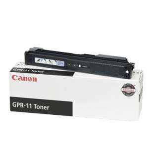 Genuine Brand Canon 7629A001AA (GPR-11) toner cartridge - black cartridge