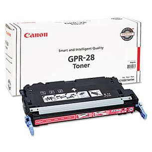 Original Canon 1658B004 (GPR-28) toner cartridge - magenta