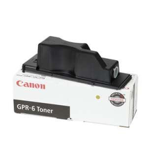 Genuine Brand Canon 6647A003AA (GPR-6) toner cartridge - black cartridge