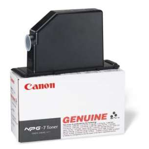 Genuine Brand Canon F41-9101-000 (NPG-7) toner cartridge - black cartridge