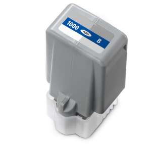Compatible inkjet cartridge for Canon PFI-1000BL - blue