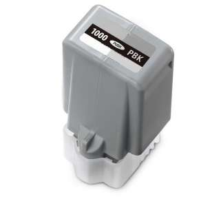 Compatible inkjet cartridge for Canon PFI-1000PBK - photo black