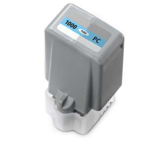 Compatible inkjet cartridge for Canon PFI-1000PC - photo cyan