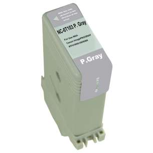 Compatible ink cartridge to replace Canon PFI-103PGY - photo gray