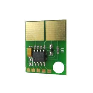Compatible inkjet chip for Canon PFI-206R - red