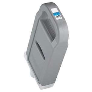 Compatible ink cartridge to replace Canon PFI-703C - cyan