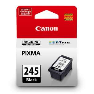 Genuine Brand Canon PG-245 inkjet cartridge - black cartridge