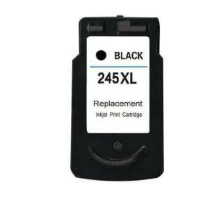 Remanufactured Canon PG-245XL inkjet cartridge - high capacity black