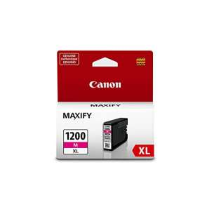 Genuine Brand Canon PGI-1200M XL inkjet cartridge - magenta
