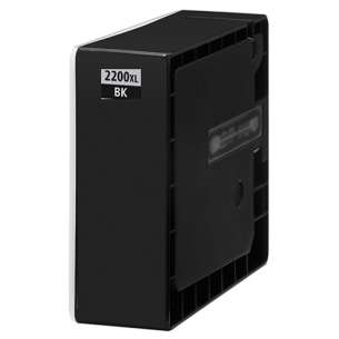 Compatible ink cartridge to replace Canon PGI-2200BK XL - high capacity black