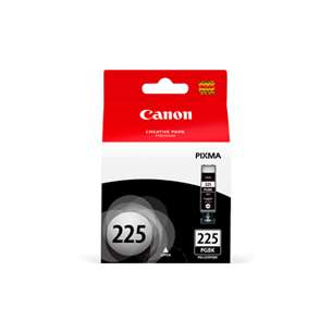 Genuine Brand Canon PGI-225 inkjet cartridge - pigmented black