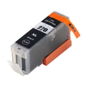Compatible Ink Cartridge To Replace Canon PGI-270 XL - Black Cartridge