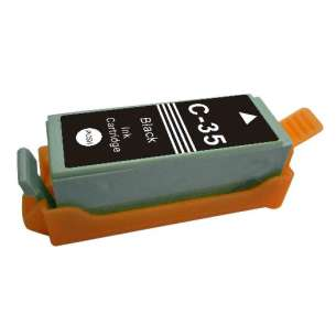 Compatible ink cartridge to replace Canon PGI-35 - black cartridge