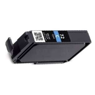 Compatible ink cartridge to replace Canon PGI-72C - cyan