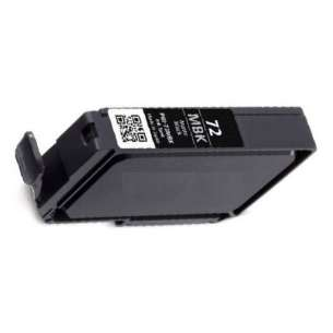 Compatible ink cartridge to replace Canon PGI-72MBK - matte black