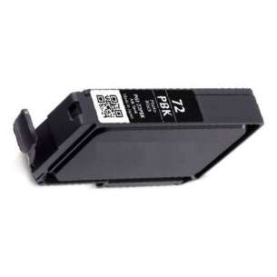 Compatible ink cartridge to replace Canon PGI-72PBK - photo black