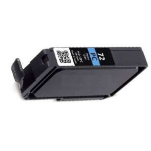 Compatible ink cartridge to replace Canon PGI-72PC - photo cyan