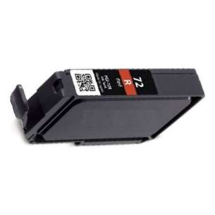Compatible ink cartridge to replace Canon PGI-72R - red