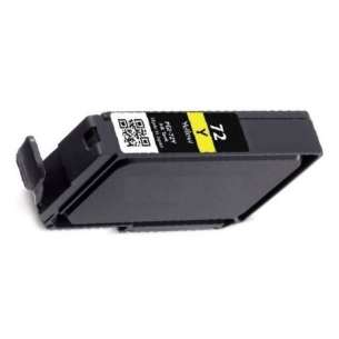 Compatible ink cartridge to replace Canon PGI-72Y - yellow