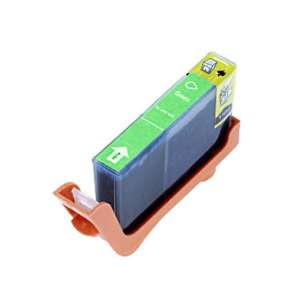 Compatible ink cartridge to replace Canon PGI-9G - green