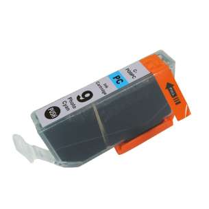 Compatible ink cartridge to replace Canon PGI-9PC - photo cyan