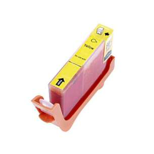 Compatible ink cartridge to replace Canon PGI-9Y - yellow