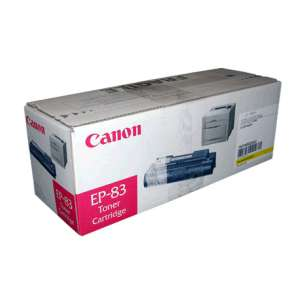 Genuine Brand Canon EP-83 toner cartridge - yellow