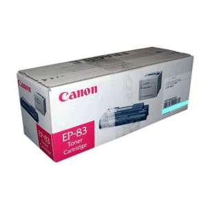 Genuine Brand Canon EP-83 toner cartridge - cyan