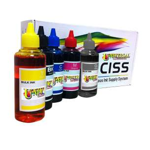 Canon PGI-250 / CLI-251 KCMYGY Continous Ink System REFILL PACK (for Canon MG6320 / MG7120)