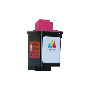 Remanufactured Compaq 337710-001 inkjet cartridge - color cartridge