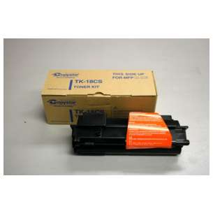 Original Copystar 370QB012 toner cartridge - black cartridge