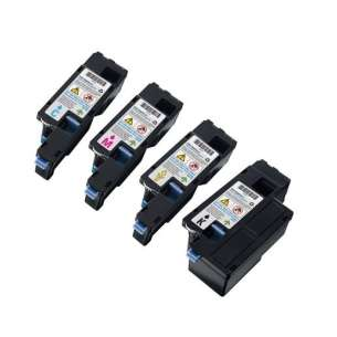 Compatible for Dell 331-0778 / 331-0777 / 331-0780 / 331-0779 toner cartridges - high capacity - 4-pack