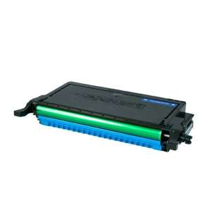 Compatible for Dell 330-3792 toner cartridge - high capacity cyan