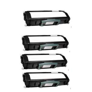 Compatible for Dell 330-4130 toner cartridge - black cartridge - 4-pack