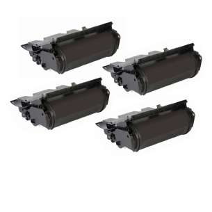 Compatible for Dell 330-6991 (F362T) toner cartridges - 4-pack