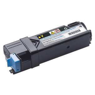 Original Dell 331-0718 (9X54J, NPDXG) toner cartridge - high capacity yellow
