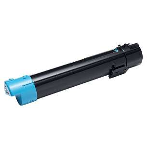 Compatible for Dell 332-2118 (T5P23) toner cartridge - high capacity cyan
