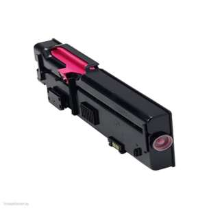 Compatible for Dell 593-BBBS (VXCWK) toner cartridge - high capacity magenta