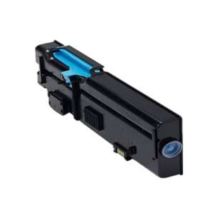 Compatible for Dell 593-BBBT (488NH) toner cartridge - high capacity cyan